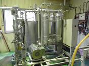 ハナビラタケ子実体熱水抽出エキス設備